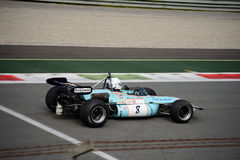 1971年Brabham BT36惯例2 库存照片