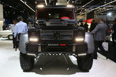 Brabus B63S 6x6 - Mercedes G 63 AMG Royalty Free Stock Photo