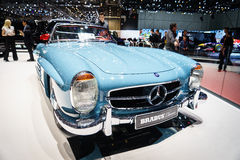 Brabus Classic's, Motor Show Geneve 2015 Stock Photo