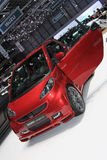 Brabus esperto 120 finais - mostra de motor 2012 de Genebra Imagem de Stock Royalty Free