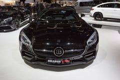 2015 Brabus Mercedes-AMG GT S Royalty-vrije Stock Fotografie