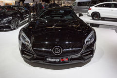 2015 Brabus Mercedes-AMG GT S Royalty Free Stock Photography