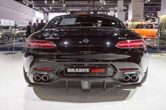 2015 Brabus Mercedes-AMG GT S Stock Photos