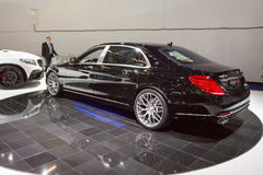 2015 Brabus Mercedes-Maybach Rocket 900 Royalty Free Stock Photo