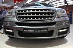 Brabus ml 63 BiTurbo basiert auf Merced Benz Ml-Cla Lizenzfreie Stockbilder