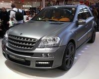 Brabus ml 63 BiTurbo basiert auf Merced Benz Ml-Cla Stockfoto
