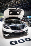 Brabus Rocket 900, Motor Show Geneve 2015. Stock Photos