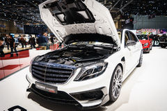 Brabus Rocket 900, Motor Show Geneve 2015. Royalty Free Stock Photo