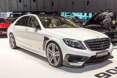 2015 Brabus Rocket 900 Stock Photo
