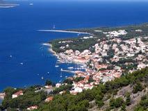 Brac island Stock Image