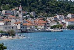 Brac island in Croatia Royalty Free Stock Photos