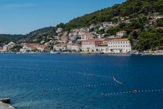 Brac island in Croatia Stock Image