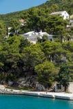 Brac island in Croatia Royalty Free Stock Images