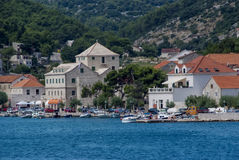 Brac island in Croatia Stock Photography