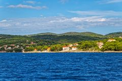 Brac Island Stock Photo