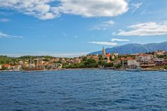Brac Island Royalty Free Stock Photo