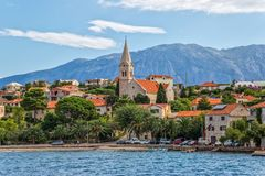 Brac Island Royalty Free Stock Images