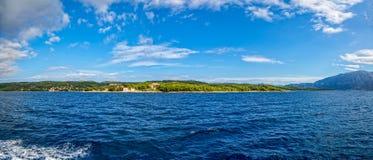Brac wyspa Fotografia Royalty Free