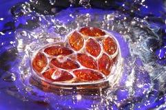 Braccialetto ambrato Immagini Stock Libere da Diritti