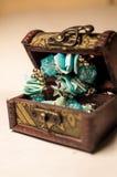 Braccialetto con i seashells Fotografia Stock Libera da Diritti