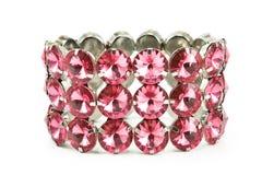 Braccialetto del diamante Immagini Stock