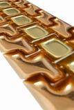 Braccialetto dell'oro Fotografia Stock