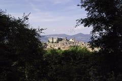 bracciano Italie Latium image stock