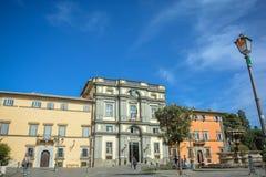 Bracciano, Italien Stockfotografie