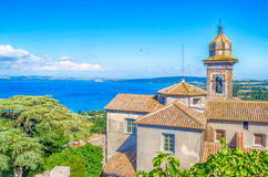 Free Bracciano Lake View From Odescalchi Castle Royalty Free Stock Photo - 40557365