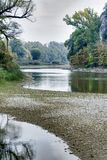 Braccio dei ciechi del Danubio immagini stock libere da diritti