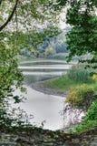 Braccio dei ciechi del Danubio fotografie stock