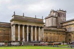 Braccio Nuovo, Vatican Stock Images