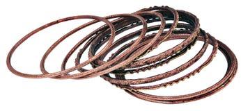 Bracelet. For fashion magazine etc Royalty Free Stock Photography