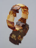 Bracelet. Amber Stock Photography