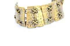 Bracelet. Isolated on white background Stock Image
