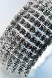 Bracelet. Macro shot , focus on a center Stock Photos