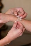 Bracelet Arm Stock Photography