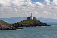 Bracelet Bay Wales UK Stock Photography