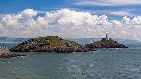 Bracelet Bay Wales UK Royalty Free Stock Photo