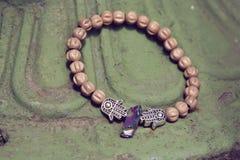 Bracelet. Beautiful esoteric and energetic bracelet Stock Images