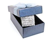 Bracelet in box Stock Photography