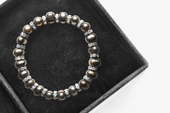 Bracelet in a box Royalty Free Stock Images