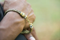 Bracelet Chain Stock Photos