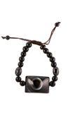 Bracelet d'hématite Photo libre de droits