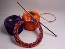 Bracelet de crochet Image stock