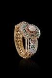 Bracelet de diamant Images libres de droits