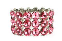 Bracelet de diamant Images stock