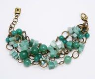 Bracelet de jade Image libre de droits