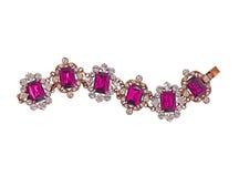 Bracelet de mode Photo libre de droits