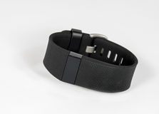 Bracelet de traqueur de forme physique d'activité Images libres de droits